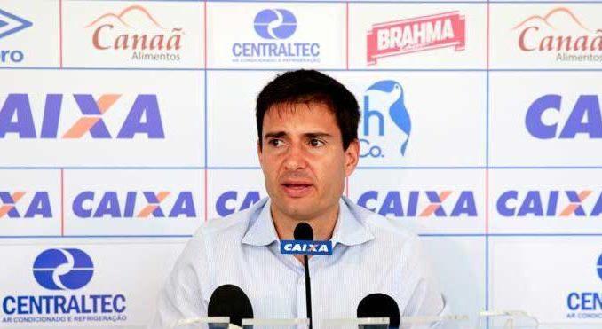 Preto é efetivado como treinador do Bahia