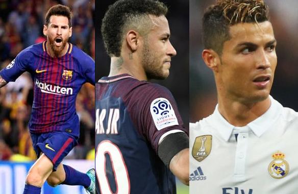 FIFA divulga finalistas ao prêmio de melhor jogador do ...