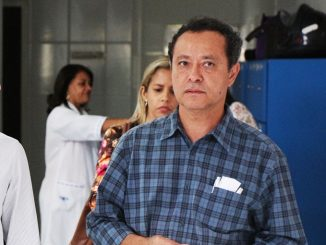 Secretário de Saúde de Camaçari, Elias Natan