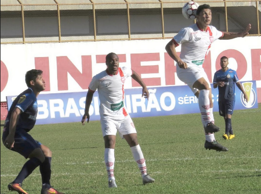 Série C  com gols de ex-Vitória 694f0fe61aafa