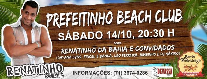 Prefeitinho beach club