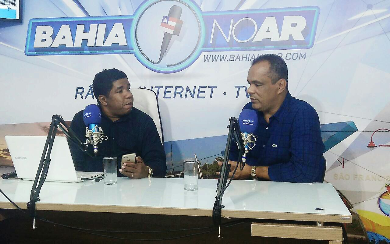 Genivaldo Lima avalia gestão do prefeito de Dinha e fala sobre o desemprego em Simões Filho