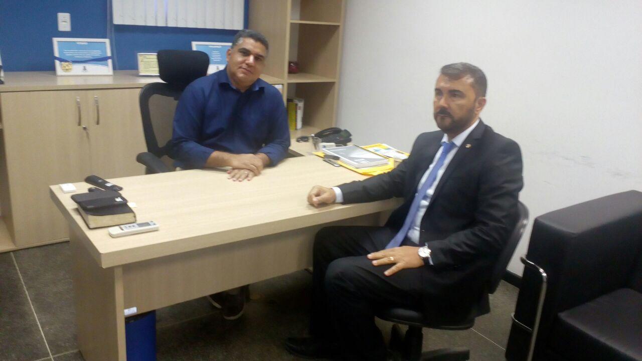 Promotor solicita terreno ao lado do novo Fórum de Camaçari para construir sede do MP