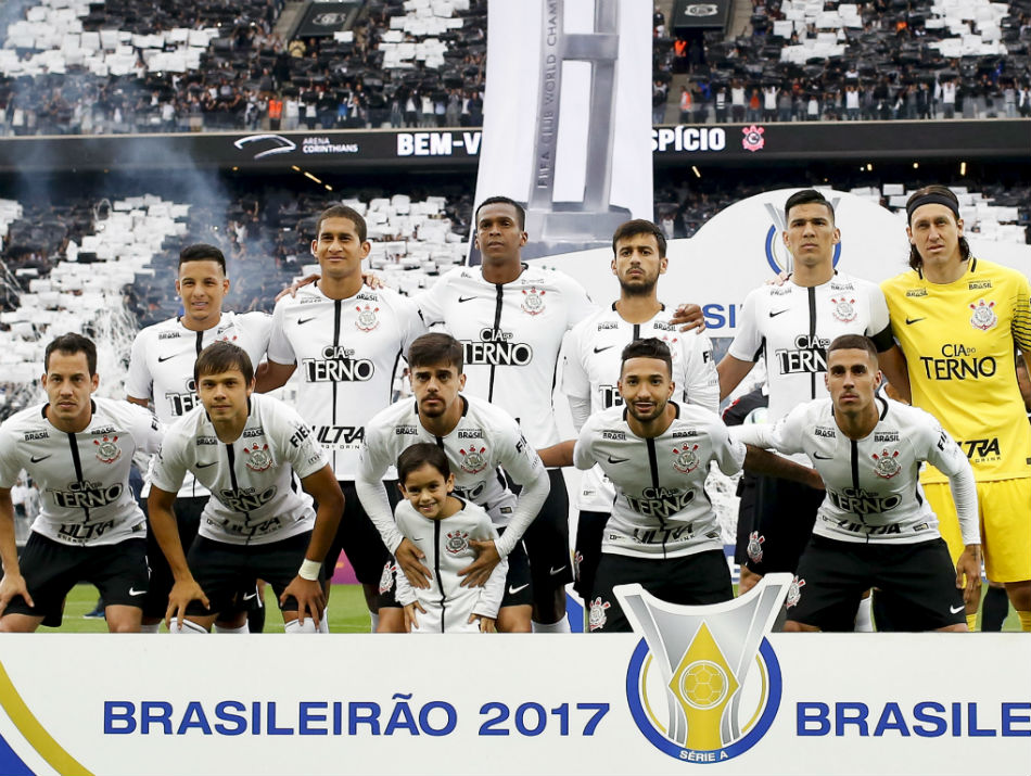 """Série A: Corinthians supera """"milionários"""" e conquista o título Brasileiro de 2017"""