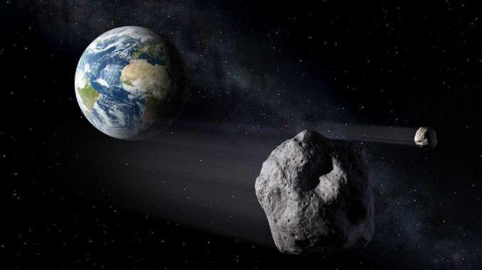 Um pequeno asteroide vai passar muito próximo da Terra esta sexta-feira