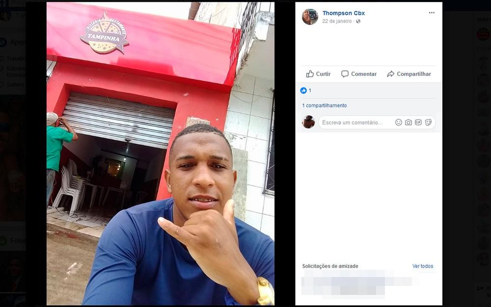 Salvador: suspeito de matar dono de pizzaria é preso após ser flagrado com arma