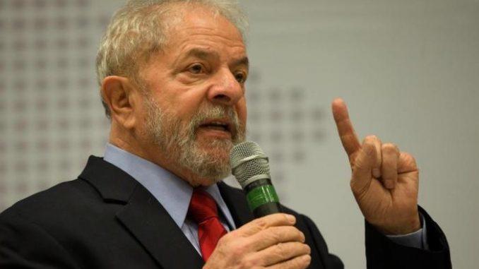 STJ determina envio de recurso do ex-presidente Lula ao STF