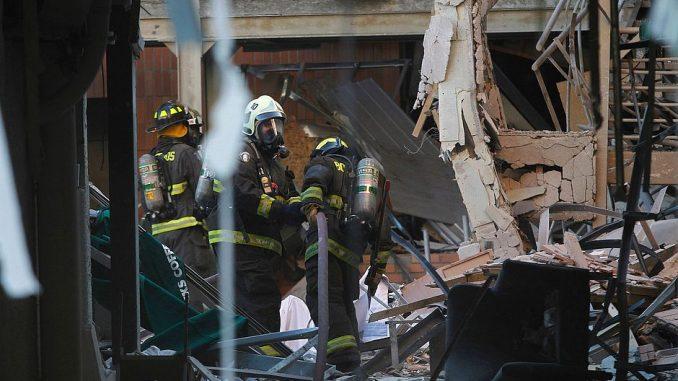 Explosão em clínica no Chile deixa mortos e feridos