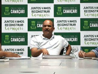 Elinaldo Araújo, prefeito de Camaçari