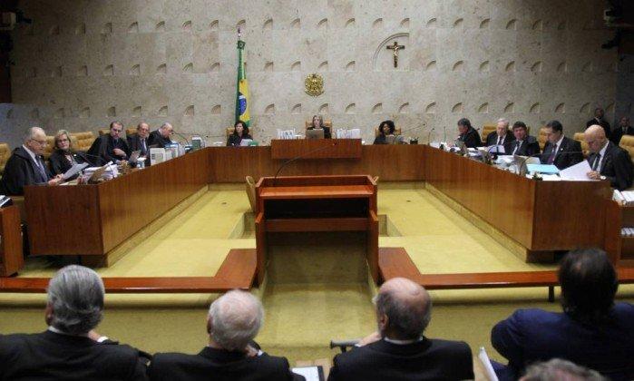 Pesquisa revela que 57% dos brasileiros defendem prisão após 2ª instância