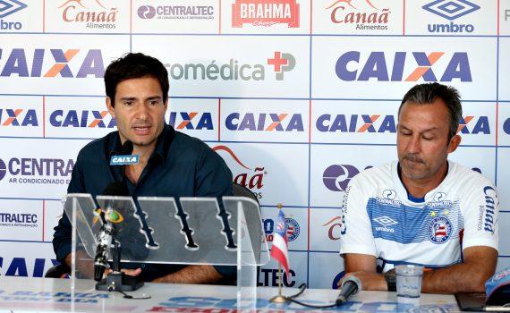 Bahia anuncia comissão técnica que comandará o Sub-23 no Brasileirão de Aspirantes