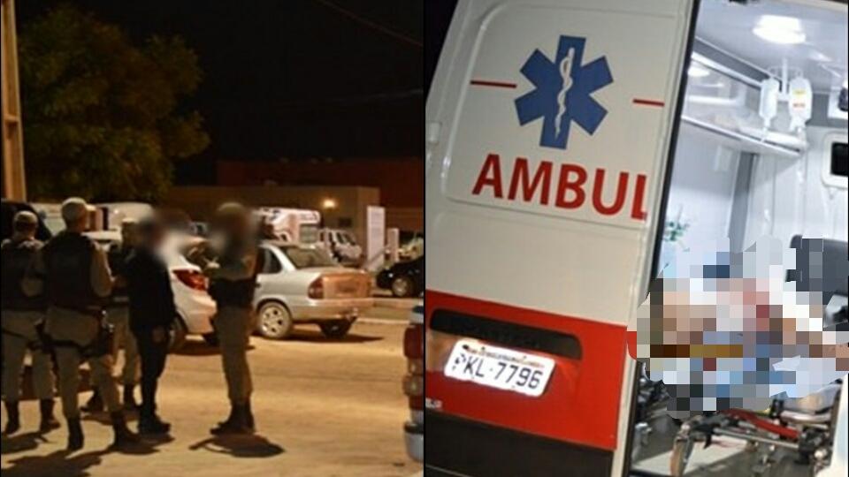 PM é baleado e dois homens morrem após confronto em Luís Eduardo Magalhães