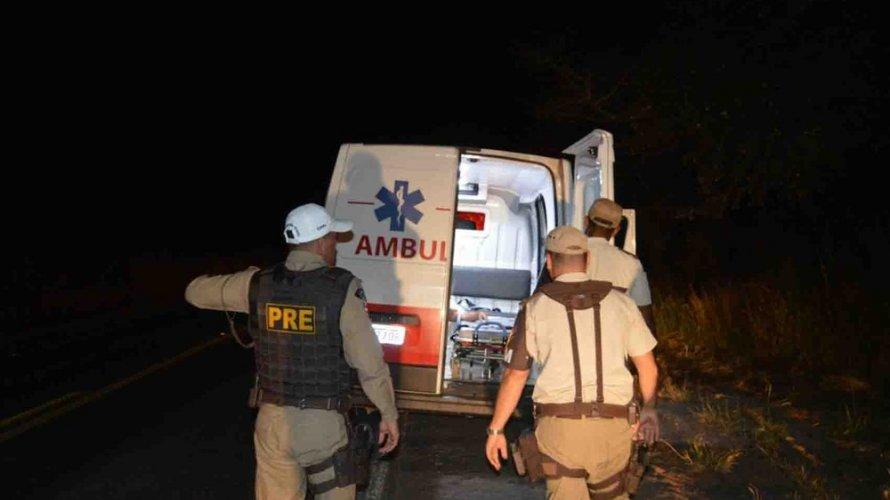 Homem é executado dentro de ambulância em Luís Eduardo Magalhães