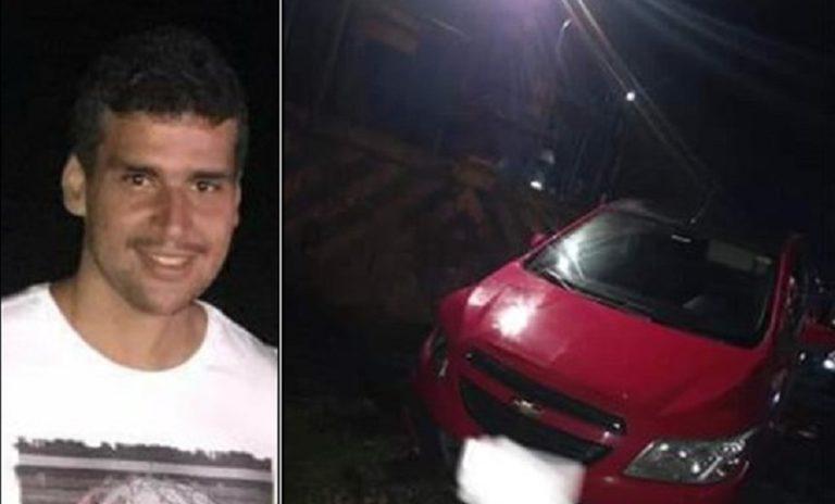 Trem atropela carro e jovem tem a perna amputada em Pojuca