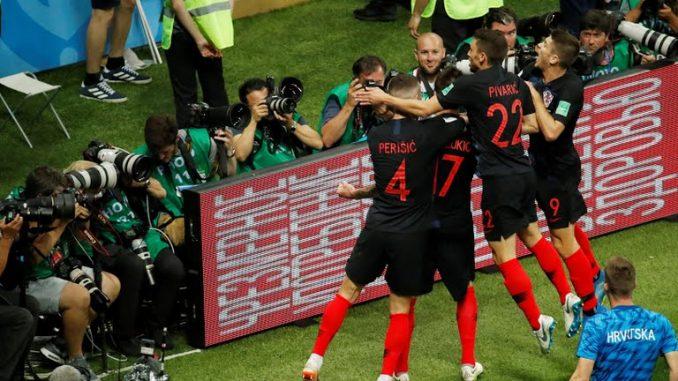 Croácia vira na prorrogação, despacha a Inglaterra e está classificada para sua primeira final de Copa do Mundo
