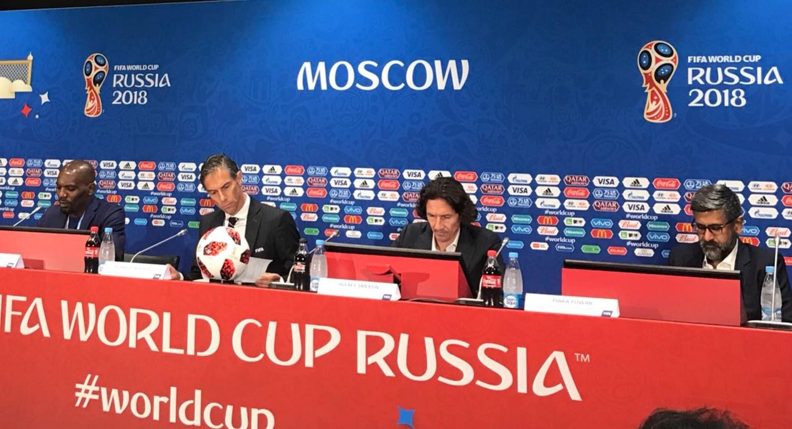 ONG flagra 45 casos de assédio a mulheres na Copa da Rússia