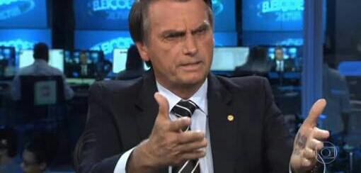 """Bolsonaro diz que criminoso não é """"ser humano"""" e defende que um policial pode """"matar 10, 15 ou 20"""""""
