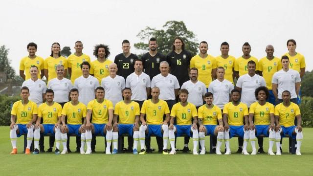 Confira: Fifa divulga novo ranking das Seleções; Brasil posição e Rússia surpreende