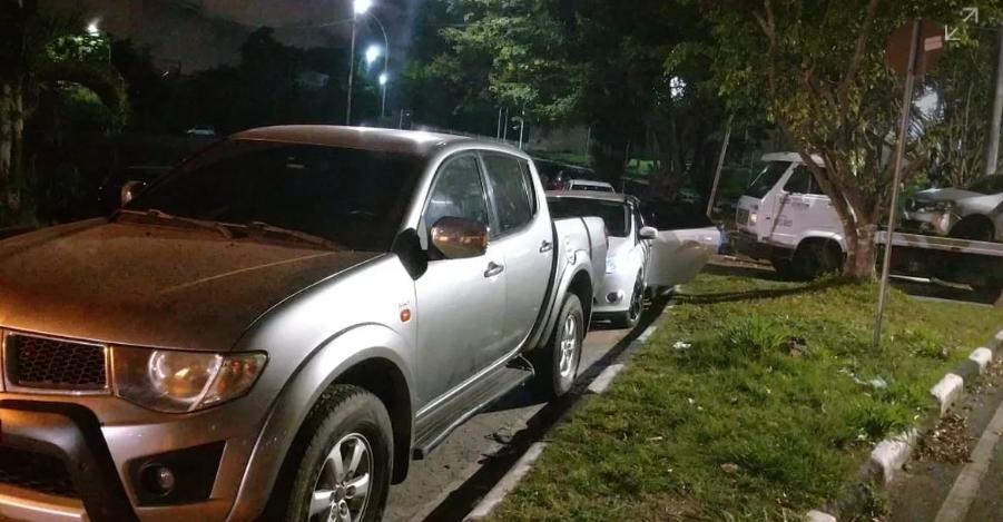 Quadrilha que fornecia carros blindados para assaltos a bancos é presa em Jauá