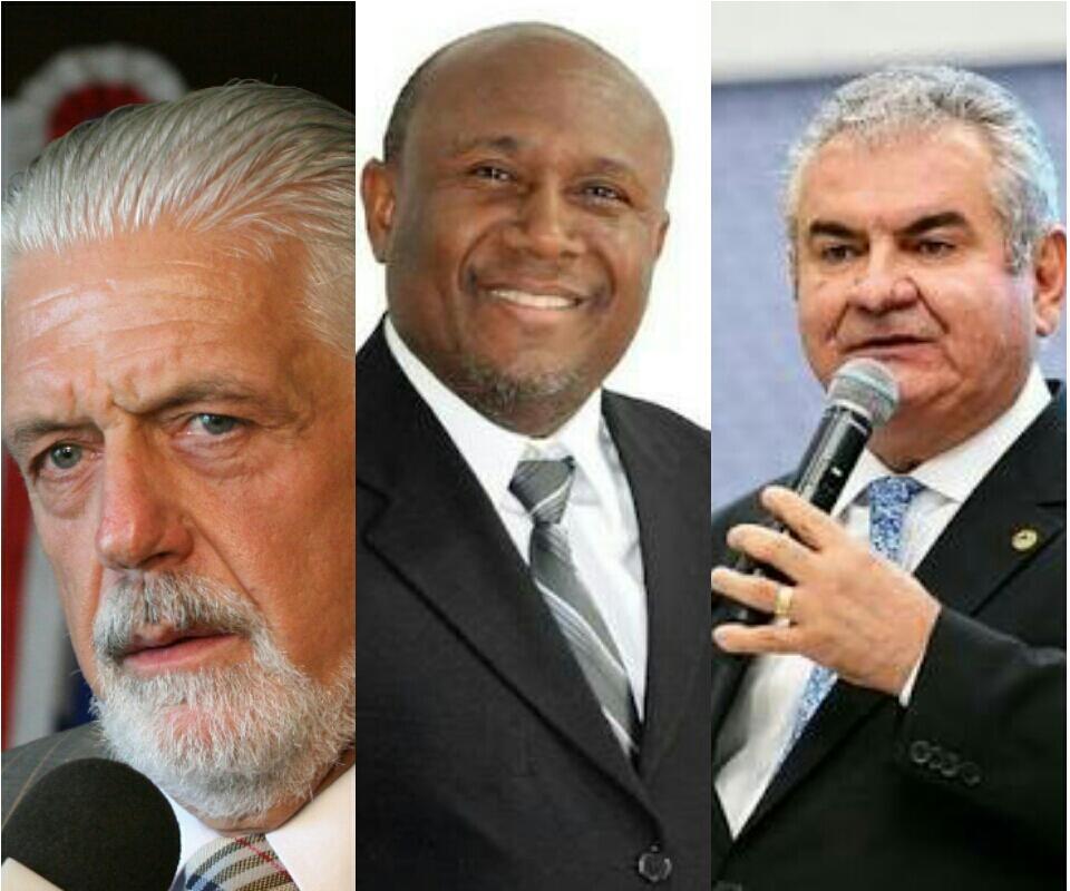 Wagner lidera com 41%, Irmão Lázaro 22%, e Ângelo Coronel, 15%, segundo Ibope