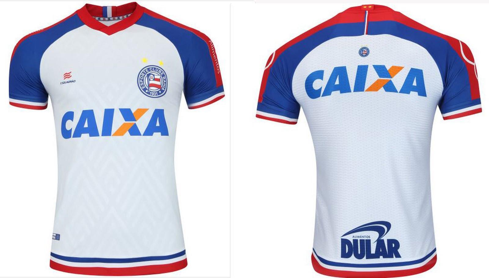 1bdda90f23 Confira  site de vendas vaza novo uniforme do Bahia - BAHIA NO AR