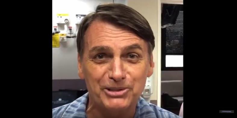 Veja o vídeo: Bolsonaro manda recado para apoiadores