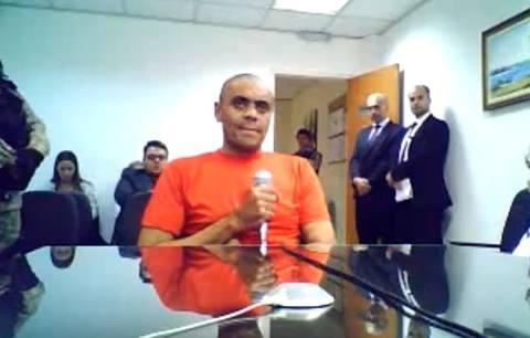 Assista ao depoimento do esfaqueador de Bolsonaro
