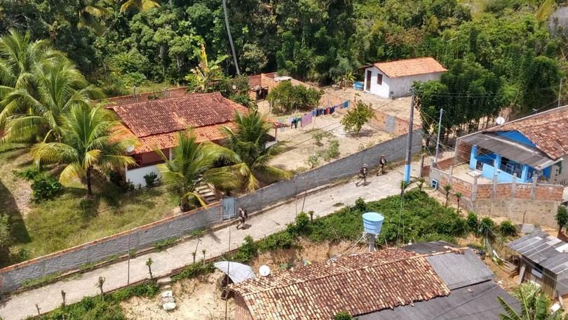 Três morrem em confronto com a polícia na Ilha de Itaparica