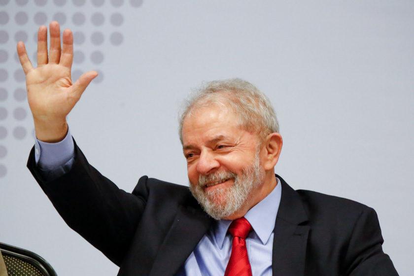Juiz determina soltura do ex-presidente Lula