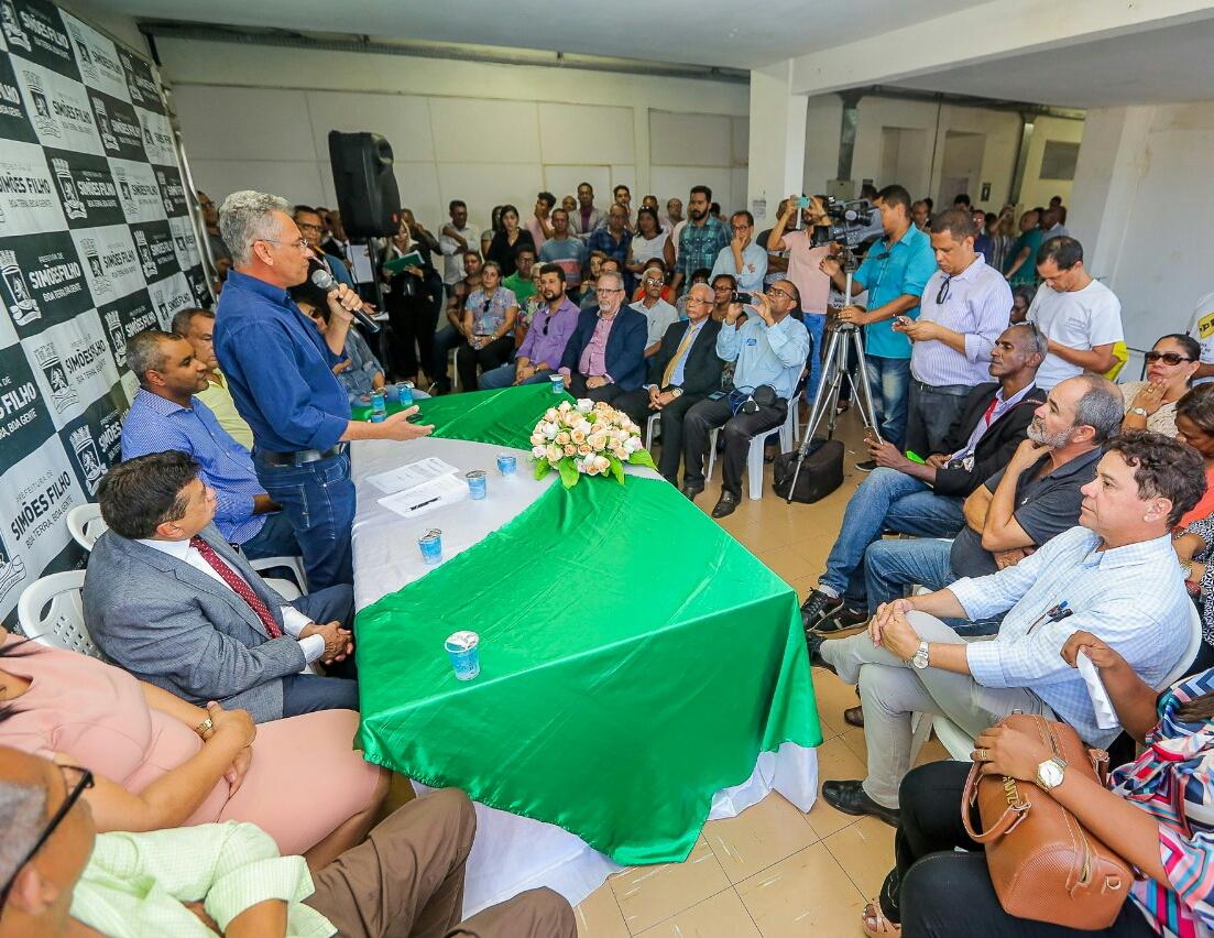 Prefeito de Simões Filho fala sobre vitória de Bolsonaro