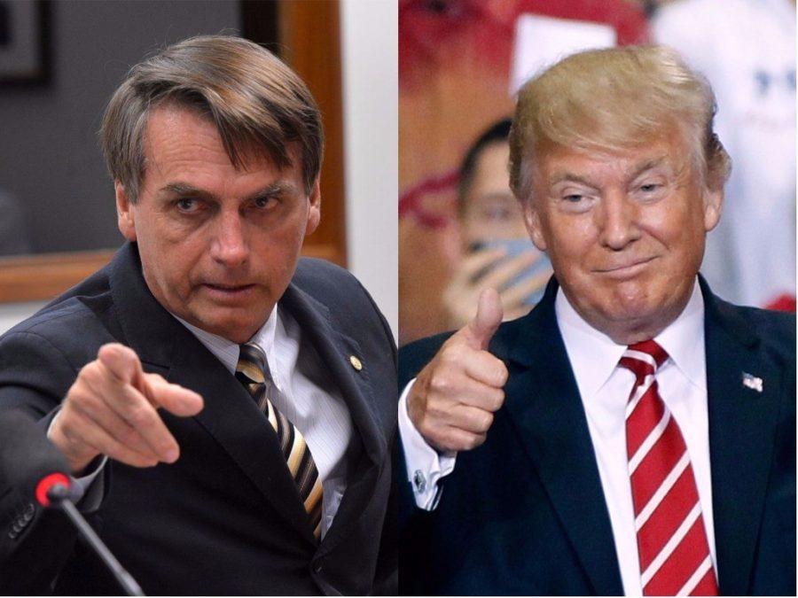 Bolsonaro diz que recebeu ligação de Donald Trump após ser eleito presidente