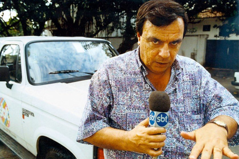 Morre aos 78 anos, o jornalista Gil Gomes