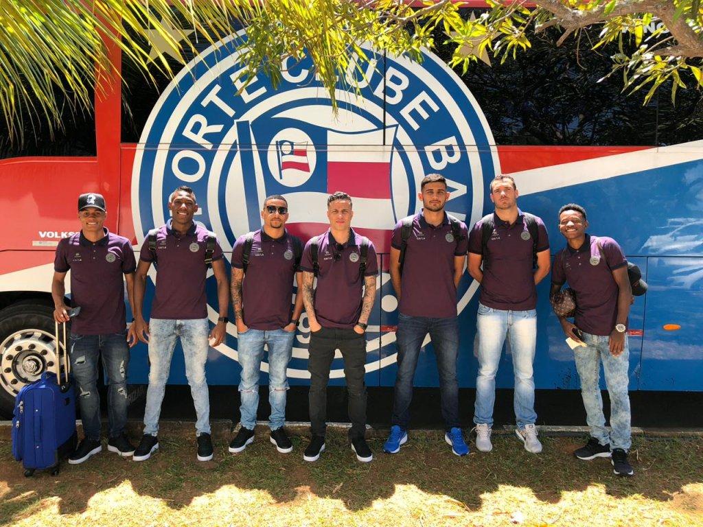 Missão Grêmio: sete jogadores foram para Porto Alegre reforçar o tricolor