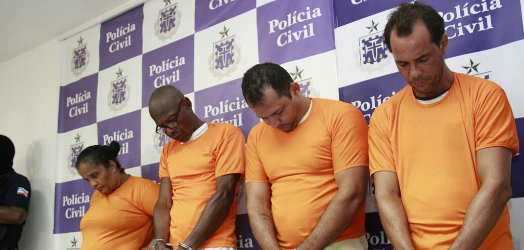 Integrantes de quadrilha especializada em roubo de carro-forte são identificados pela polícia