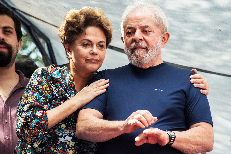 Lula, Dilma, Palocci, Mantega e Vaccari viram réus na Justiça Federal
