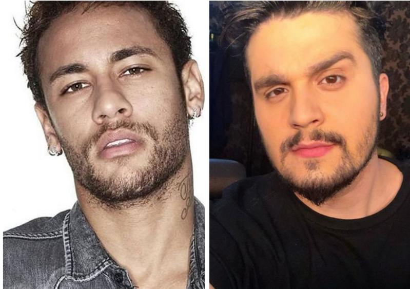"""Climão: Neymar deixa de seguir Luan Santana após saber de """"ficada"""" com Marquezine"""