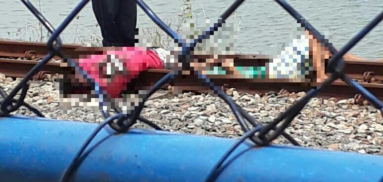 Dois homens são mortos e um é baleado linha do trem em Salvador