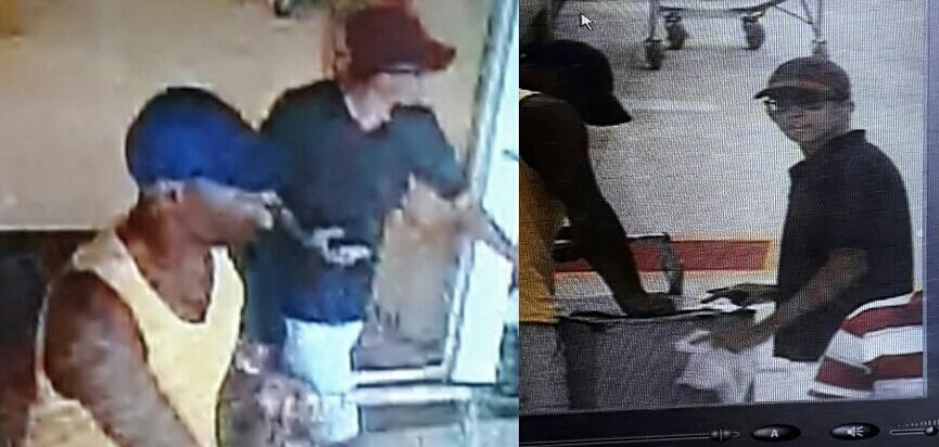 Quatro homens estão sendo procurados pela polícia após assalto a supermercado no Cabula
