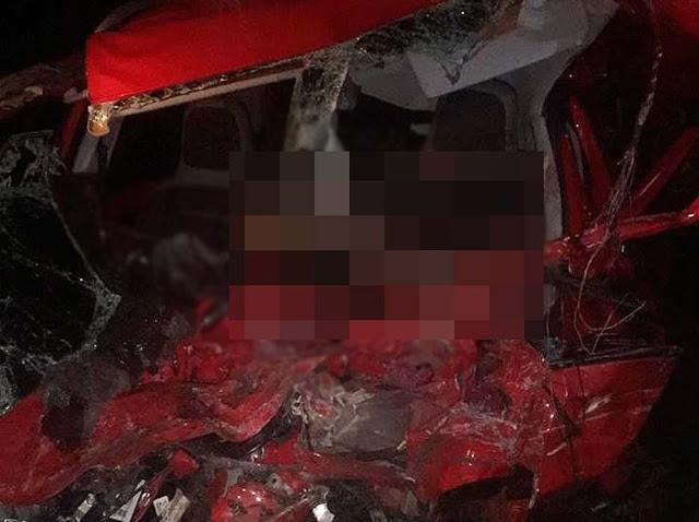 Acidente deixa um morto e vários feridos próximo à  Barra do Gil