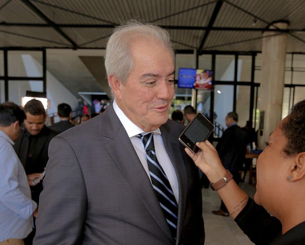 Durante diplomação para deputado, Alencar desconversa sobre eleição de 2020 em Simões Filho