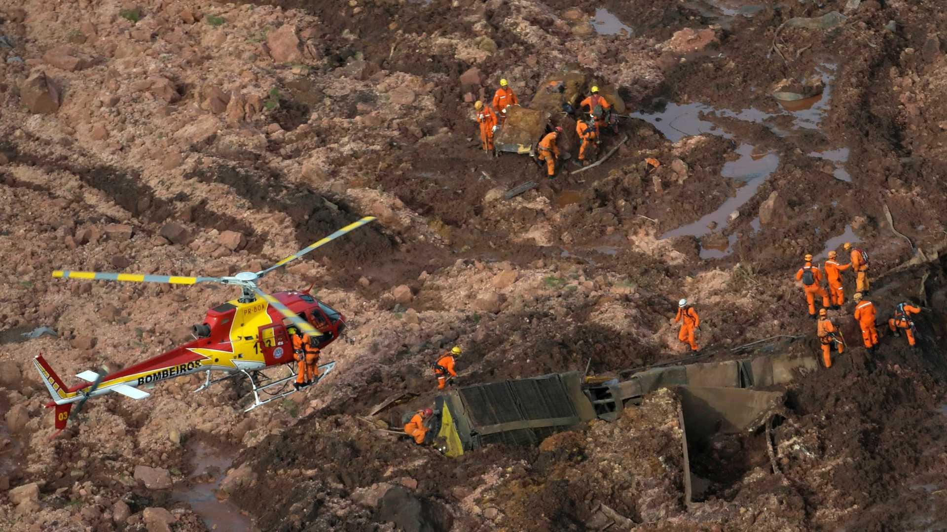 Brumadinho: Executivos da Vale foram avisados sobre risco em barragens antes do desastre, diz publicação
