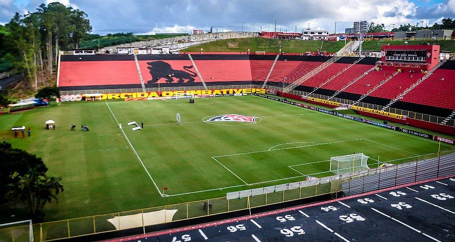 Seleção brasileira vai treinar no Barradão durante a Copa América