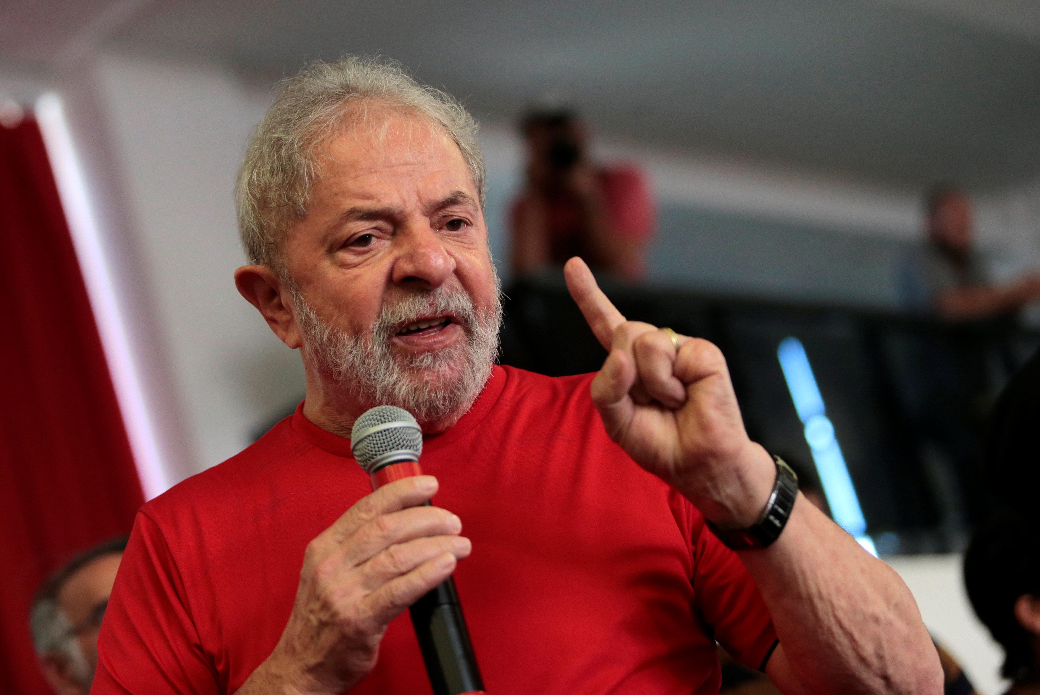 Lula afirma que o PT precisa possuir candidaturas próprias no maior número de cidades brasileiras