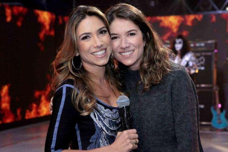 Patrícia Abravanel perde posto no SBT para a irmã Rebeca