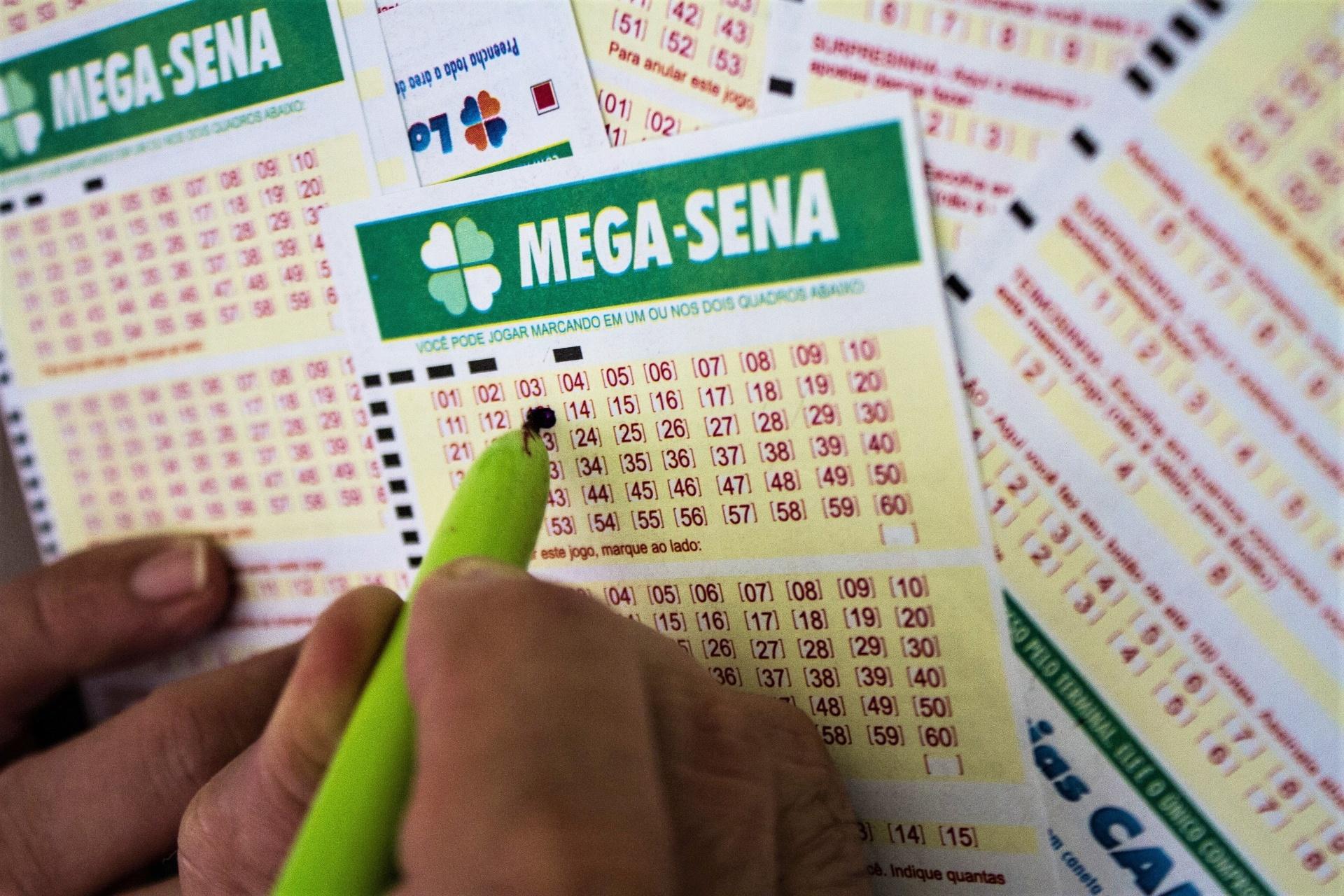Mega-Sena não sai e acumula para R$ 48 milhões