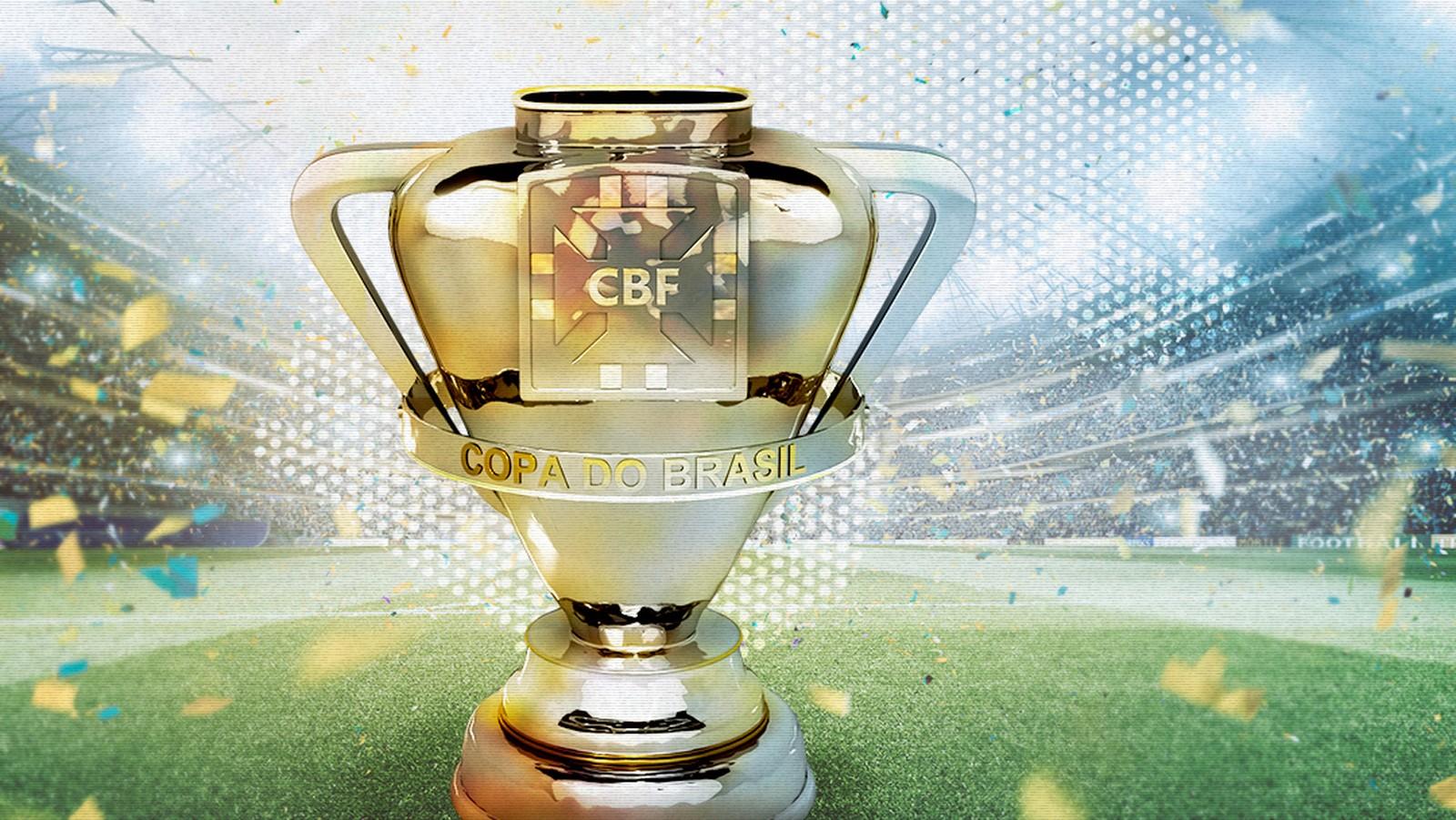 31ª da Copa do Brasil começa nesta terça