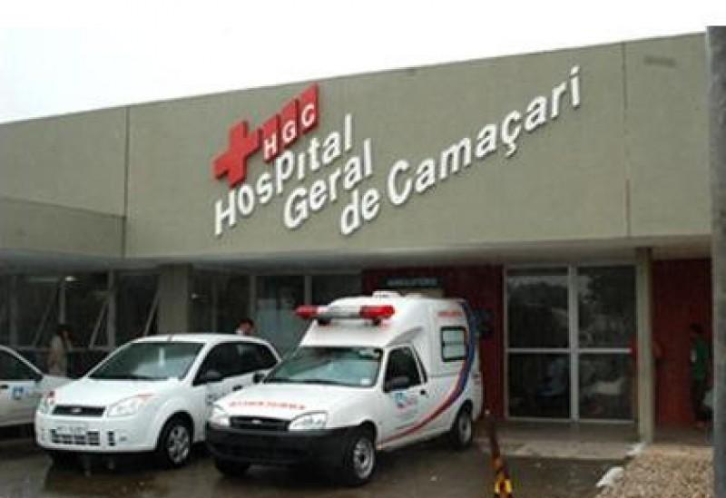 Atendimento médico é suspenso no Hospital Geral de Camaçari