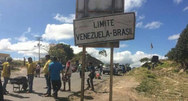 Fechamento da fronteira do Brasil com a Venezuela entra no décimo dia