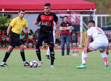 Vitória empresta Luan ao Palmeiras e anuncia parceria com o clube paulista