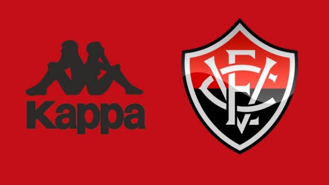 Vitória oficializa parceria com a Kappa